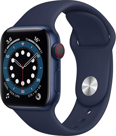 Smartwatch Apple Watch Series 6 44mm Blue With ...