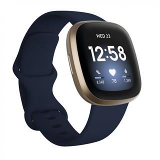 Smartwatch Fitbit Versa 3 azul ...