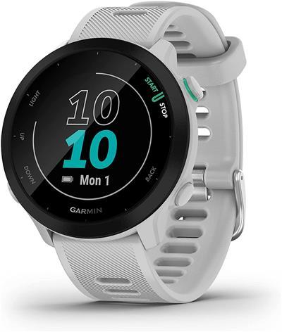 Smartwatch Garmin Forerunner 55 white