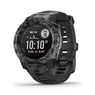 SMARTWATCH GARMIN INSTINCT SOLAR GRAPHITE 45MM ...