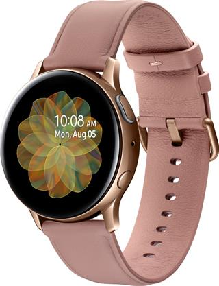 Smartwatch Samsung Watch Active 2 44Mm acero rosa