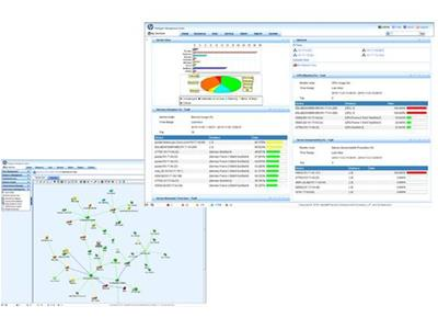 Software HPE IMC STD SW PLAT W/ 50 nodos E-LTU
