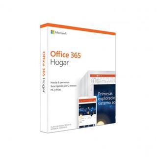OFFICE 365 HOGAR SUSCRIPCION 12 MESES 6 ...