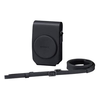 Sony LCS-RXGB Funda para cámara. negro