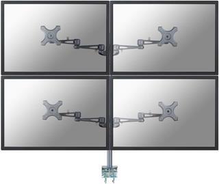 Soporte de mesa Newstar FPMA-D935D4 4 pantallas ...
