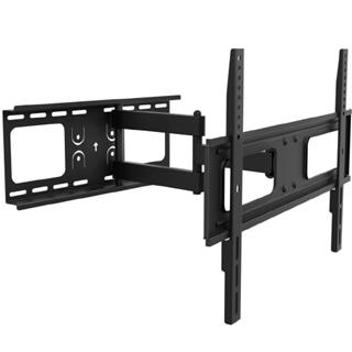 "SOPORTE PANTALLA EQUIP 37""- 70"" DOBLE BRAZO INCLINABLE -20 +10"