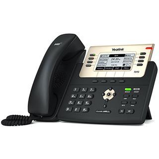 Teléfono fijo SPC BASIC IP PHONE 6 cuentas SIP WITH POE NO PSU N