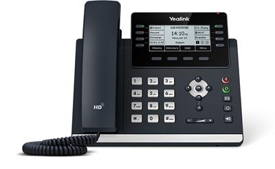SPC T43U ADVANCED PHONE 12 SIP      ACCOUNTS. ...