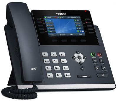 SPC T46U DESIGN PHONE 16 SIP        ACCOUNTS. ...