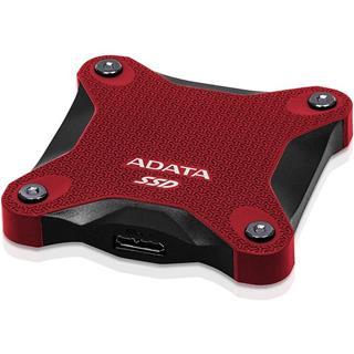 SSD externo Adata SD600Q 240GB USB3.0 rojo