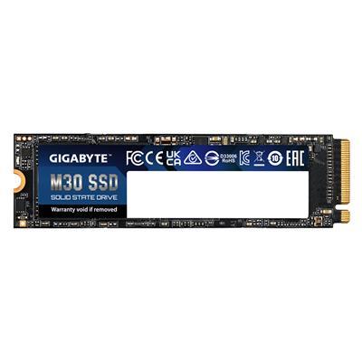 SSD M.2 2280 GIGABYTE 512GB M30 NVMe PCIE3.0x4 R3500/W2600 MB/s