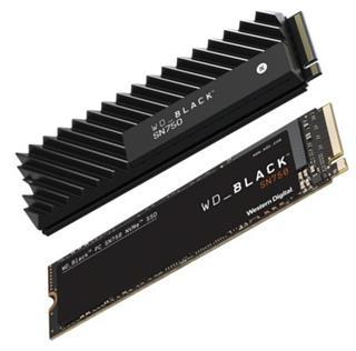 SSD M.2 2280 1TB WD BLACK SN750 NVMe PCIE3.0x4 R3470/W3000 MB/s