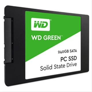 SSD 2.5' 240GB WD GREEN SATA3 R540/W430 MB/s