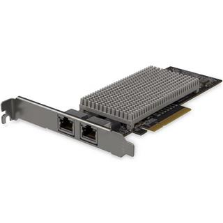 Startech TARJETA RED PCIE 2X 10GBASE-T