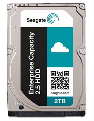 "Seagate HDD/Ent Cap 2TB SAS 7.2K 128MB 2.5"""