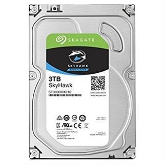 """Seagate HDD SkyHawk 3TB 256MB 5.4K 3.5"""" SATA"""