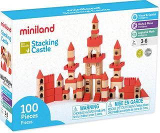 Juego STACKING CASTLE MINILAND