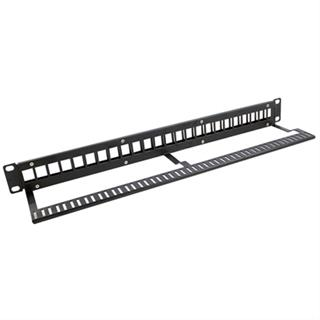 "PATCH PANEL 24 PUERTOS 19"" KEYSTONE (SFW)"