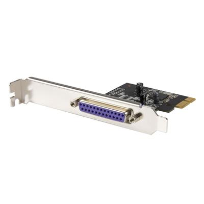 STARTECH 1-PORT PARALLEL PCIE CARD - PCI EXPRESS TO PARALLEL DB25 LPT C
