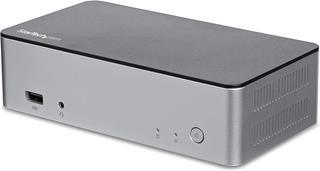 Startech Dock USB-C de Monitores Duales para Windows® con Bahía