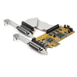 Startech TARJETA PCI-E 8 PUERTOS SERIE