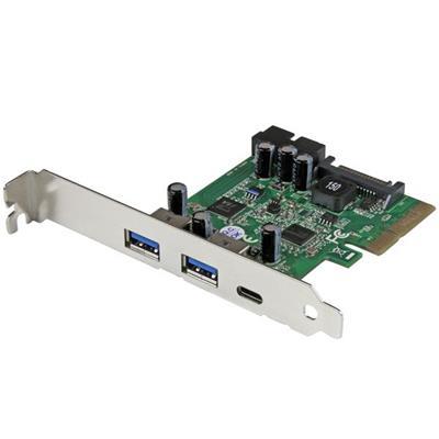 STARTECH TARJETA PCI EXPRESS 5 PUERTOS   COMBO ...