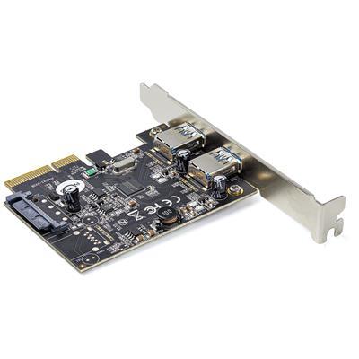 STARTECH USB 3.2 GEN 2 PCIE CARD - USB   TYPE-A ...