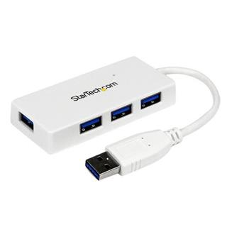 STARTECH.COM CONCENTRADOR HUB LADRON USB 3.0 4 ...