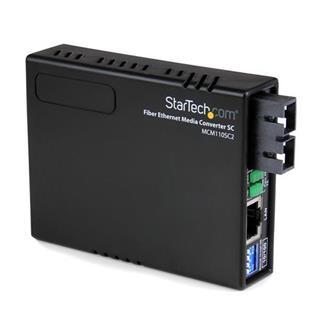 STARTECH.COM CONVERSOR DE MEDIOS ETHERNET    ...