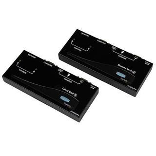 STARTECH.COM EXTENSOR DE CONSOLA KVM VGA USB POR CABLE CAT5 UTP