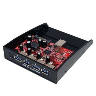 STARTECH.COM PANEL HUB USB 3.0 4 PUERTOS     PARA ...