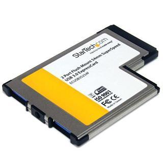 STARTECH.COM TARJETA ADAPTADOR EXPRESSCARD54 USB ...