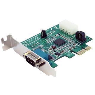 STARTECH.COM TARJETA ADAPTADOR PCI EXPRESS 1 PUERTO SERIE PERFIL