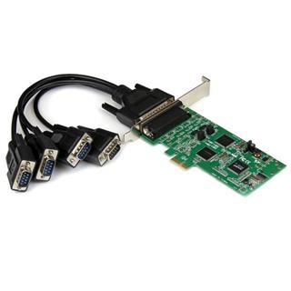 STARTECH.COM TARJETA ADAPTADOR PCI EXPRESS 4 PUERTOS SERIE RS232