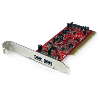 STARTECH.COM TARJETA PCI 2 PUERTOS USB 3.0   ...