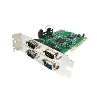STARTECH.COM TARJETA PCI 4 PUERTOS SERIE DB9 ...
