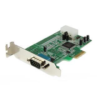 STARTECH.COM TARJETA PCI EXPRESS  1 PUERTO   SERIE RS232 DB9 PER