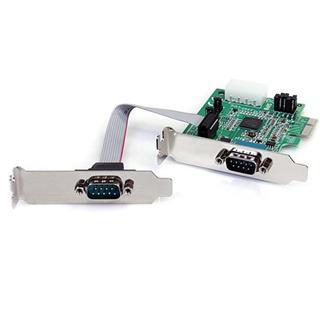 STARTECH.COM TARJETA PCI EXPRESS 2 PUERTOS   SERIE RS232 16950 P