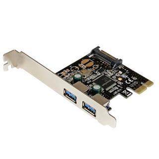 STARTECH.COM TARJETA PCI EXPRESS 2 PUERTOS   USB ...