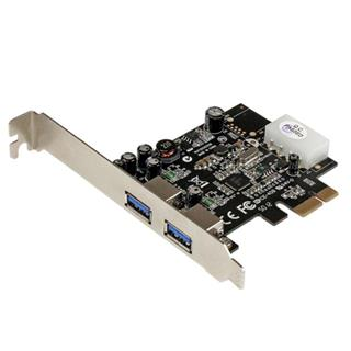 STARTECH.COM TARJETA PCI EXPRESS 2 PUERTOS   CON USB 3.0 FUENTE