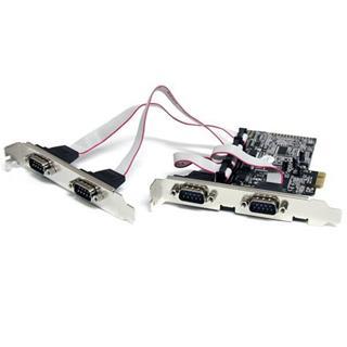 STARTECH.COM TARJETA PCI EXPRESS 4 PUERTOS   ...