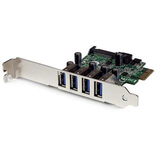STARTECH.COM TARJETA PCI EXPRESS 4 PUERTOS   USB ...