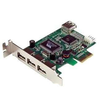 STARTECH.COM TARJETA PCI EXPRESS USB 2.0 3   ...