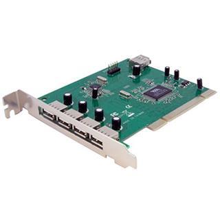 STARTECH.COM TARJETA PCI USB 2.0 7 PUERTOS   4 ...