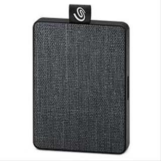 Disco SSD externo Seagate Consumer One Touch Black 500GB USB 3.2