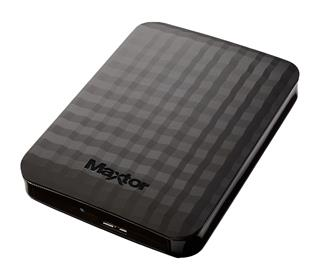 MAXTOR M3 2TB PORTABLE HDD     2.5IN USB3.0 RETAIL
