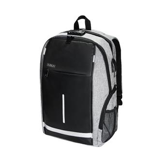 Subblim BUSINESS LOCK BACKPACK 16  GREY/BLA