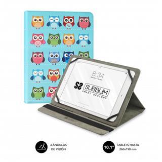 """Funda para Tablets Subblim Trendy Case Owls 10.1"""""""