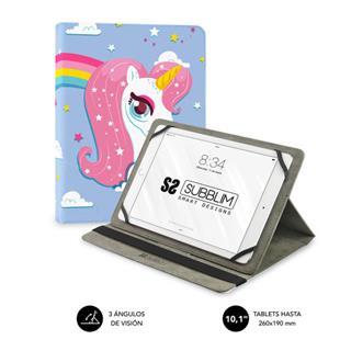 Funda unicornio para Tablet Subblim Trendy hasta ...