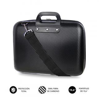 SUBBLIM Maletín Ordenador EVA Laptop Bag Carbon ...